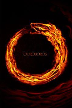 flame-Uroboros
