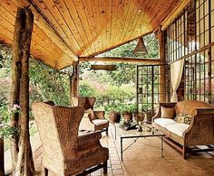 Hotels: Kenya's Ngong House Photos | Architectural Digest