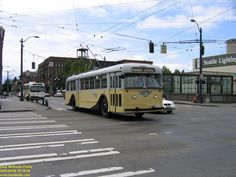 Seattle , and Jackson Pullman Trolley Coach Bus Coach, Busses, Coaches, Petra, Seattle, Jackson, Canada, Tours, Usa