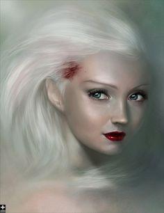 Digital Painting by Omri Koresh