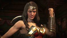 Dévoilé le mois dernier, Warner Bros. Interactive Entertainment et NetherRealm Studios ont profité de la Comic Con de San Diego pour nous mettre en ligne un nouveau trailer du jeu.  Celui-ci nous présente deux nouveaux personnages qui seront présents dans le jeu avec Wonder Woman qui fête son 75ème anniversaire cette année et Blue Beetle qui est un tout petit peu plus vieux.