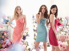 Jim Hjelm Occasions Bridesmaids