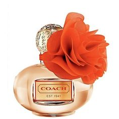 Coach Poppy Blossom 1-Oz. Eau de Parfum Women ❤ liked on Polyvore featuring beauty products, fragrance, edp perfume, eau de parfum perfume, blossom perfume, flower fragrance and flower perfume