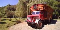 This Old Truck Is Turned Into A Guesthouse Unlike Any Other