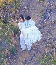 Nikki Reed & Ian Somerhalder Married In Romantic Ceremony — Pics