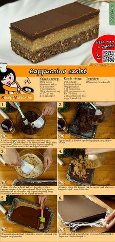 Other Recipes, No Bake Cake, Cookie Recipes, Food To Make, Food And Drink, Sweets, Homemade, Snacks, Meals
