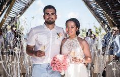 Melissa & Richard's destination wedding in Mexico - Photography by PhotoPro @destweds