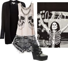 """""""Mrs. Crowley"""" by burymeinleather on Polyvore"""