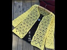 Crochet cardigan| for free |crochet Patterns| 1984 Gilet Crochet, Crochet Cardigan Pattern, Crochet Jacket, Crochet Blanket Patterns, Knit Crochet, Youtube Crochet Patterns, Modern Crochet Patterns, Crochet Patterns For Beginners, Crochet Chart