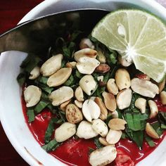 raw blood soup, in the list of top 10 best horror food on the planet. dare to eat! #vietnamese #food #hanoi
