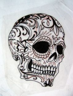 Sugar Skull Designs | SugarSkull by ~Kirzten on deviantART - FR'O'BLOG