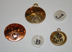 Metal Stamping    Learn how to texture and stamp metal blanks. Make your  mark on copper, brass or silver metal tags. Personalize gift tags, dog tags, pendants, and more! Students will work  with different sized letters and fonts, as well as  stamps, like flowers, hearts, stars, and more.    Class offered  April 30th (Tuesday)  6-7:30  at beadhive beads in Minneapolis   612 823-1112