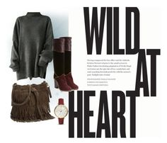 """""""Wild beauty"""" by lilyks on Polyvore featuring Lanvin and FOSSIL"""