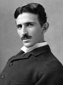Nikola Tesla circa 1890. Nikola Tesla - Nikola Tesla was a Serbian American inventor, electrical engineer, mechanical engineer, and futurist best known for his contributions to the design of the modern alternating current electricity supply system
