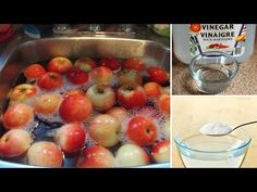 How to Easily Remove Pesticides From Your Fruits and Vegetables - Must Watch Video