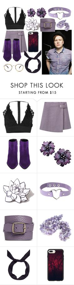 """""""Death Valley."""" by nerdyhesc on Polyvore featuring River Island, Barbara Bui, PINTRILL, Bynd Artisan, yunotme, Casetify y Bailey Nelson"""
