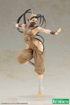 Street Fighter Ibuki Bishoujo Statue 3