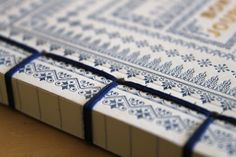 Essie Letterpress — binding