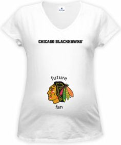 blackhawks maternity apparel | zoom in