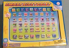 Smart Kids Educational Musical Learning Games Tablet Ages 3+ Blue   eBay