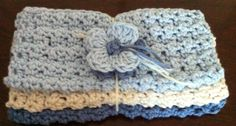 Simple Crocheted Spa Cloths Make Good Gifts
