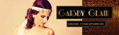 Boda 2.0 | Gatsby Glam es el nombre de la nueva edición de The Wedding Fashion Night, que tendrá lugar los próximos días 17 y 18 de septiembre en Los Tilos, Barcelona. Huyendo del típico concepto de feria nup...  #wedding #bodas #eventos #barcelona #gatsbyglam #medios #prensa