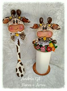 Wooden Spoon Crafts, Wooden Spoons, Dyi Crafts, Arts And Crafts, Foam Sheet Crafts, Painted Spoons, Foam Sheets, Animal Books, Paper Towel Holder