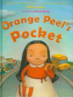 One day in class, Orange Peel—who got her nickname by eating orange peels when she was little—and her classmates learn about China. Everyone starts to ask Orange Peel questions about the country because they know that's where she was born. But she doesn't have all the answers. So Orange Peel joins her mother on her neighborhood errands to find out.