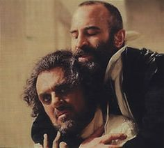 Hopkins and Hoskins; Othello and Iago