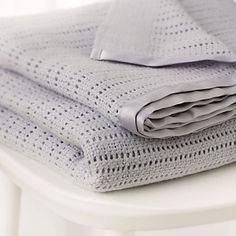 Cellular Blanket | The White Company