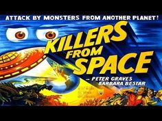 Killers from Space - Full Length Horror Sci Fi Movies #scifi #sci-fi #scary #horror #films #movies #aliens #alien