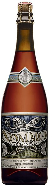 Boulevard Smokestack Series Bottle. Here's to you!