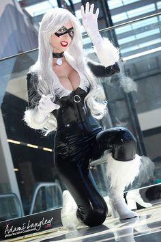 Black Cat (Felicia Hardy) / From: MARVEL Comics