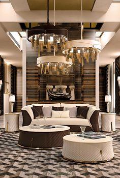 Stardust Collection www.turri.it Italian luxury living room ...