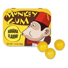 Monkey Gum