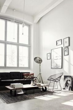 justthedesign: Modern Living Room Styling By Netta Natalia