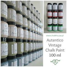 www.chalkhouse.pl Farby Kredowe Autentico Vintage Chalk Paint