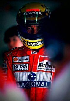 Ayrton Senna, 1993