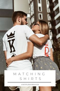 WELCOME 2021! 15% OFF ALL ORDERS ABOVE 75$😍🔥 Check out these super adorable and stylish matching couples outfits for you and your soulmate 😍 Girlfriend Boyfriend Shirts, Couples… More