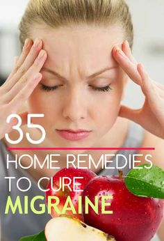 These home remedies will help you soothe the pain of intense migraine headaches