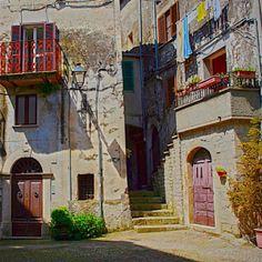 #Italy #Paesi #Lazio