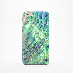 iPhone 6 case iPhone 4 case Abalone Shell iPhone par OvercaseShop