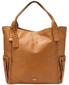 Fossil Emerson Leather Tote