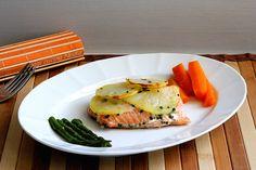 Preparare ifiletti di salmone al forno in crosta di patateè…