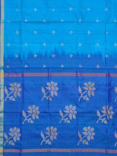 Uppada Saree pallu design