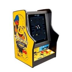 """Pac Man was the very first video-game I played....  The moment I heard that cute noise coming from Pac-Man eating his """"vitamins"""" and dots, I was..."""