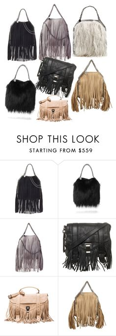 """""""All we need isss...💔"""" by mar1nelle ❤ liked on Polyvore featuring STELLA McCARTNEY, Proenza Schouler, fringe, StellaMcCartney and proenzaschouler"""
