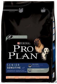 Pro Plan 7 Yaş Üstü Yaşli Köpekler İçin Somonlu Pirinçli Köpek Maması 14 Kg