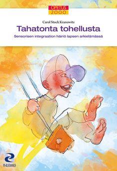 Sensorisen integraation (SI) eli aistitiedon käsittelyn häiriö ilmenee muun muassa yliherkkyytenä, aliherkkyytenä, yliaktiivisuutena, passiivisuutena, kömpelyytenä ja sosiaalisina ongelmina. Tässä kirjassa häiriötä lähestytään lapsen arkielämän kautta. Illustrators, Family Guy, Stock Photos, Books, Fictional Characters, Book Covers, Libros, Book, Illustrator