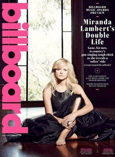 Miranda Lambert's Billboard Cover: 5 Things We Learned About the 'Platinum' Hitmaker